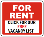 Free Vacancy List for Tucson, AZ